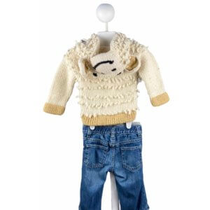 Sweater with Hoodie   Jeans